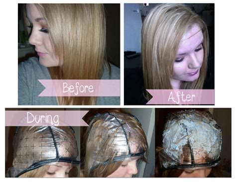 best home highlighting kits 2013 spring summer highlights using jerome russell bblonde