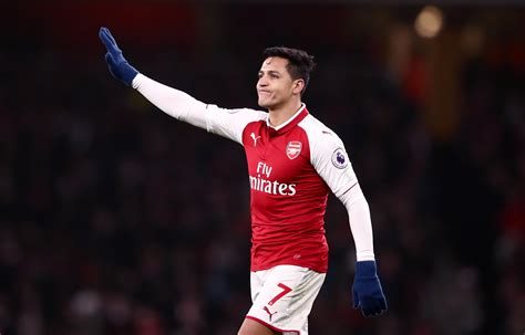 alexis sanchez nickname arsene wenger eyeing big name replacement for alexis
