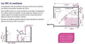 norme toilette handicap 233 restaurant table de lit