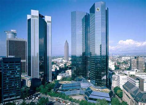 deutsche bank celle buts communs et le bien commun banque mondiale de londres