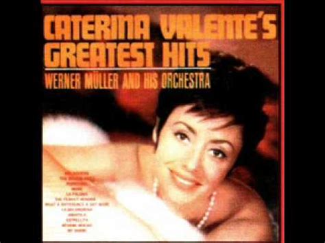 caterina valente non dimenticar passion flower caterina valente france version