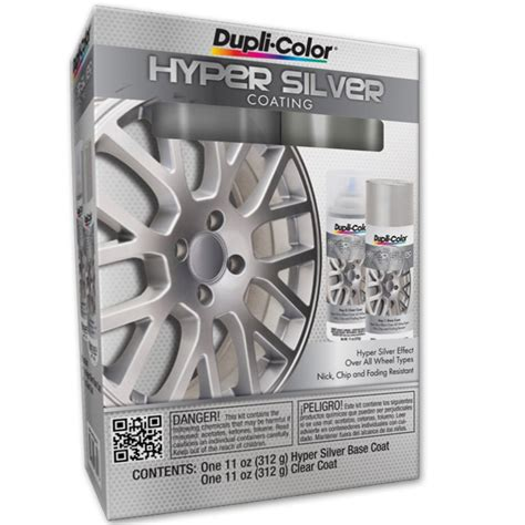 dupli color hsk100 hyper silver coating kit