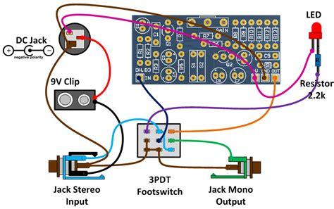 guitar looper pedal wiring diagrams guitar effects loop