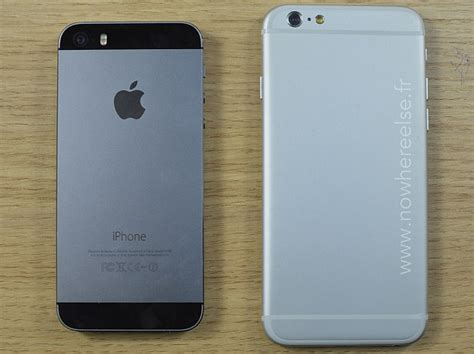 Gaming Guru Iphone 5 5s 5se alleged iphone 6 dummy compared with iphone 5s and ipod