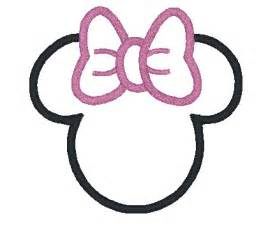 minnie mouse template sissy n bubba boutique characters appliques