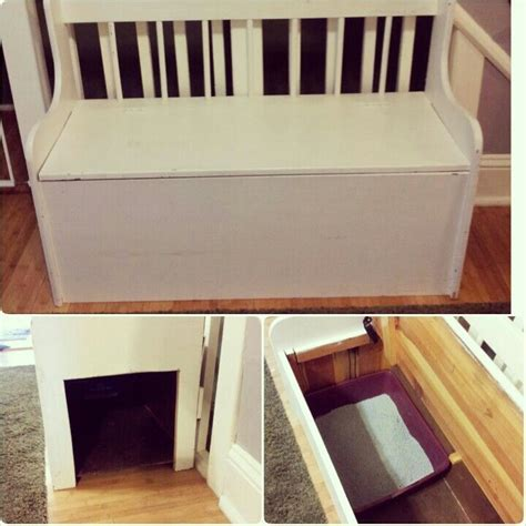 cat litter storage bench 27 best images about animal inspired on pinterest