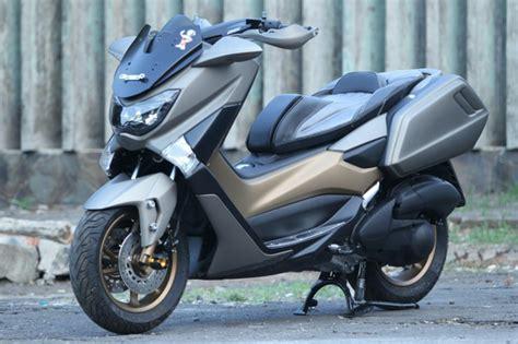 Jok Custom Nmax Model Cobranew Model doctor matic klinik spesialis motor matic barang baru