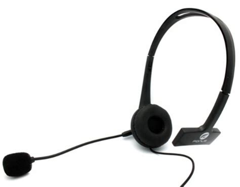 Headset Plus Microphone the 3 5mm free mono headset wired headphone with boom microphone for motorola