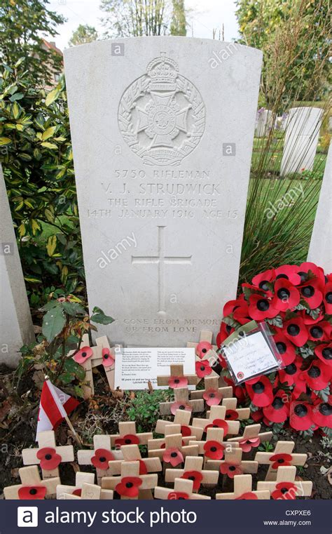 joe strudwick the youngest soldier buried on essex farm cemetery