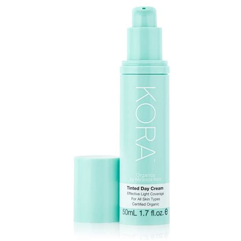 Kora Organics Tinted Day tinted day organic tinted moisturiser kora