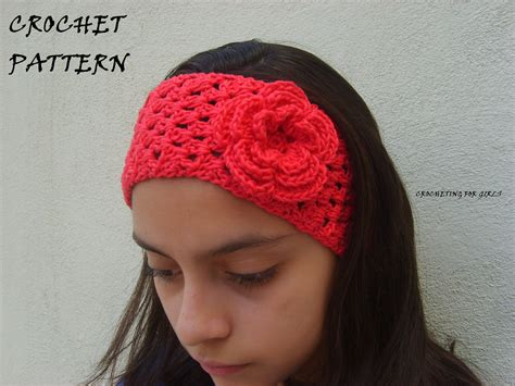 pattern for headbands free crochet headband pattern new calendar template site