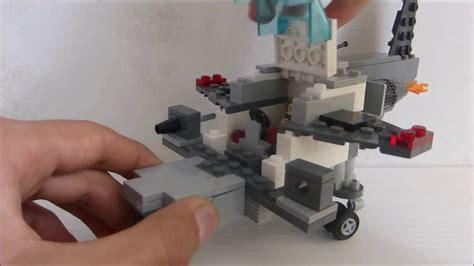 lego jet tutorial como hacer un jet lego tutorial youtube