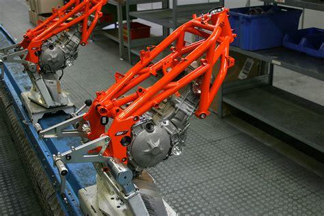 Ktm Frames Building A Moto3 Bike Ktm