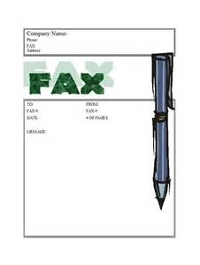 template for fax cover sheet 40 printable fax cover sheet templates template lab