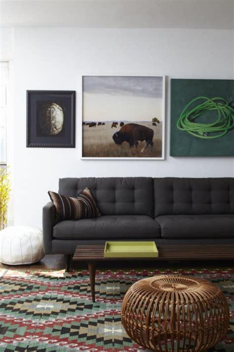 Sponge For Sofa Design Sponge For Sofa Design Published Design Sponge Feature On Our Painted Sofa Mon Petit Studio
