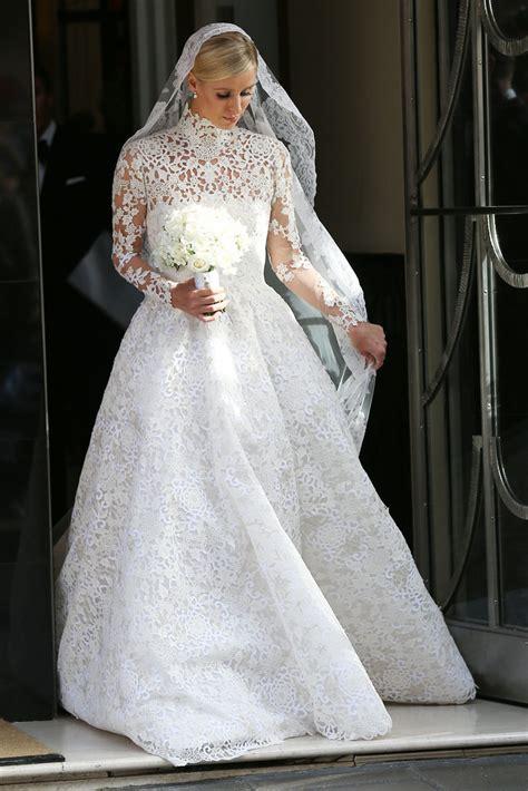 nicky hilton wedding dress nicky hilton s wedding dress popsugar fashion australia