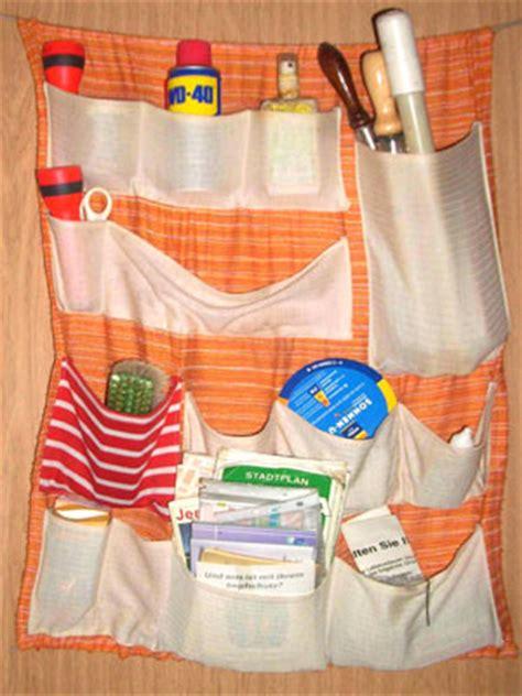 vorhang mit taschen taschen f 252 r viele zwecke