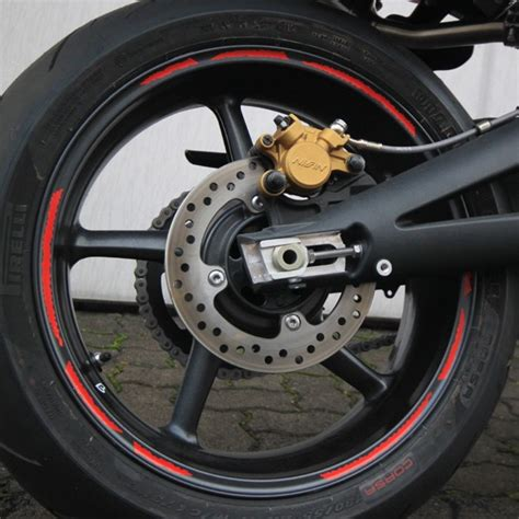Kawasaki Z1000 Felgenaufkleber by Reflektierende Felgenrandaufkleber Kawasaki Z1000 Sx 7mm