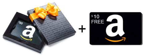 Amazon 10 Gift Card Free - buy 50 amazon gift card and get 10 amazon credit free aftvnews