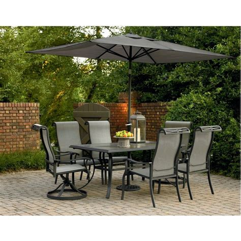 Sears Patio Table Sets Sears Patio Furniture Sets Agio Panorama 9 Patio Set Get Top Entertainment Ideas At Sears