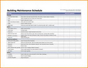 11 apartment building maintenance checklist ledger paper