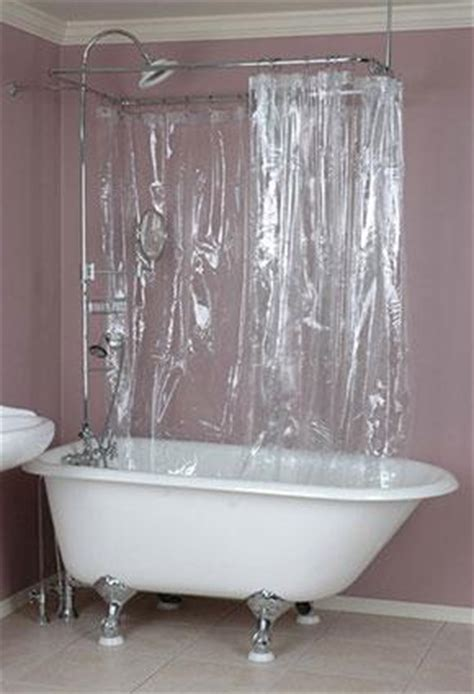 Clawfoot Tub Shower Curtain by Finding Clawfoot Shower Curtains