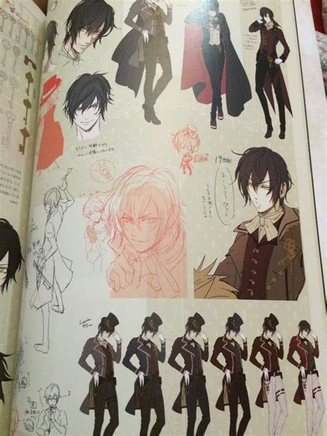 code realize artbook anime amino