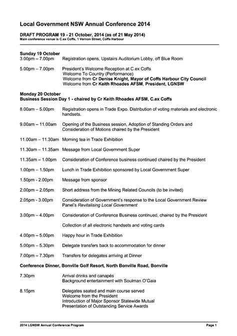 agenda of ordinary meeting 23 june 2014