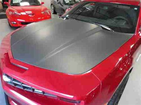 Buds Chevrolet In St Marys Ohio Sell Used 2013 Camaro 1le Competition Ready 1ss Offered By