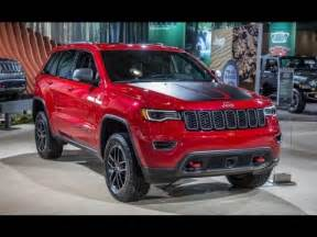 2017 jeep grand trailhawk cool suv car new