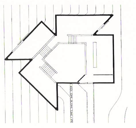 philip johnson glass house floor plan gallery of ad classics the glass house philip johnson 14