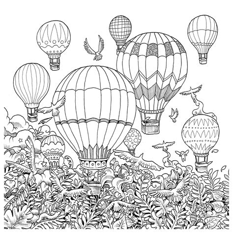 Coloring Page Challenge by Imagimorphia An Coloring And Search Challenge