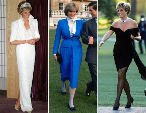 Dress Diana princess diana s iconic fashion moments royal galleries