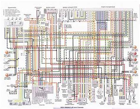 gsxr  wiring diagram diy  kart forum