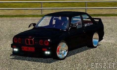 bmw interior mods bmw e30 interior ets 2 mods