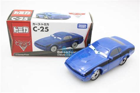 tomica takara tomy disney motors c 25 rod torque redlin diecast car cars 2 ebay