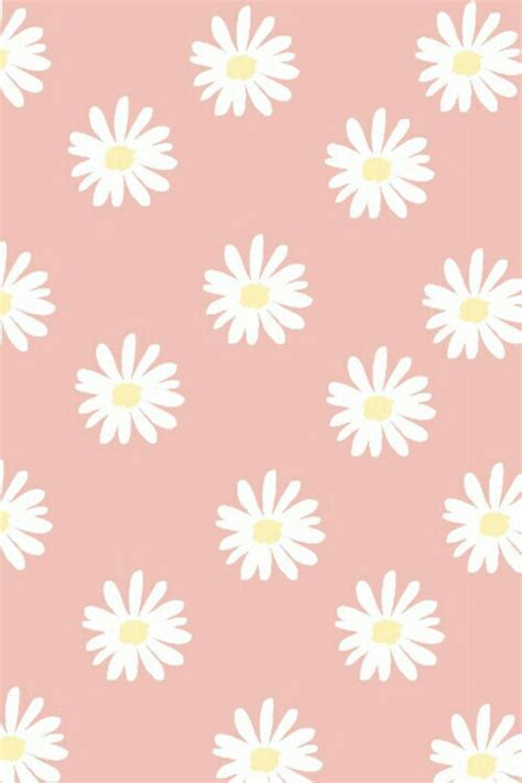 girly hipster wallpaper cute daisy iphone background image 2167460 by maria d