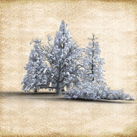 cluster exeter 9 tree snowy tree cluster by just a knotty on deviantart
