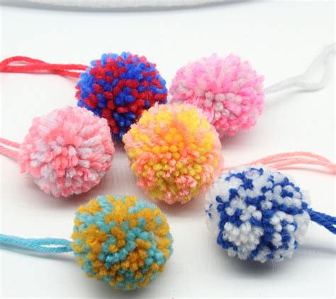 Handmade Pom Poms - popular pom pom yarn buy cheap pom pom yarn lots from