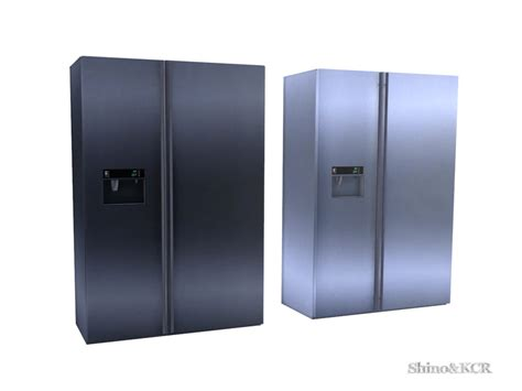 ShinoKCR's Kitchen Minimalist   Fridge