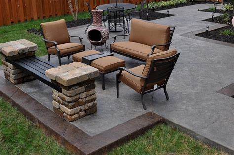 stained concrete patio designs sted concrete patio designs concrete flooring amusing