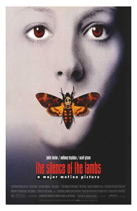 themes in silence of the lambs film silence of the lambs movie posters at movie poster