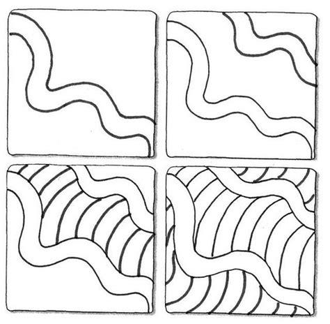 zentangle pattern locar zentangle flower patterns step by step google search