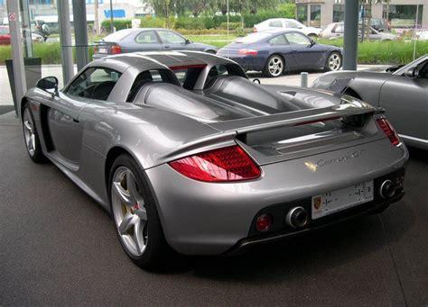 Porsche Carrera Gt Top Speed by Porsche Carrera Gt Photos Pictures Pics Wallpapers