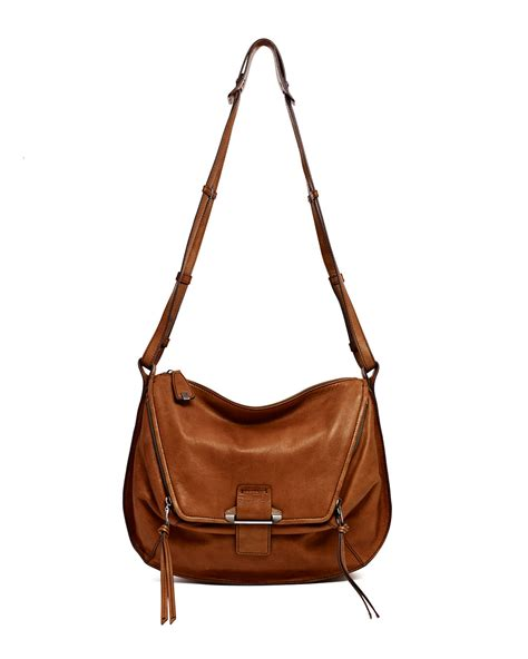 Neiman Sale Continues With Goods From Marc Kooba Tracy 2 by Kooba Leroy Shoulder Bag In Brown Lyst