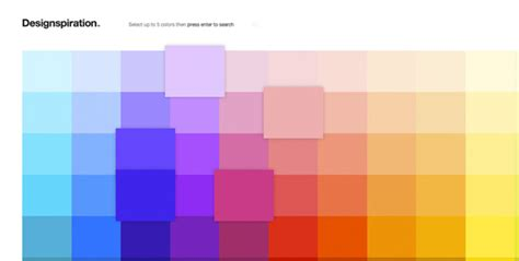 Designspiration Search By Color | trending color search openbox9 strategy branding and