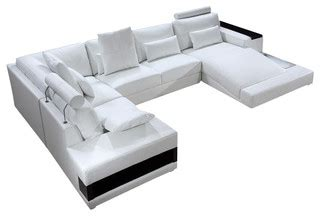modular sofas contemporary diamond white leather sectional sofa set with lights
