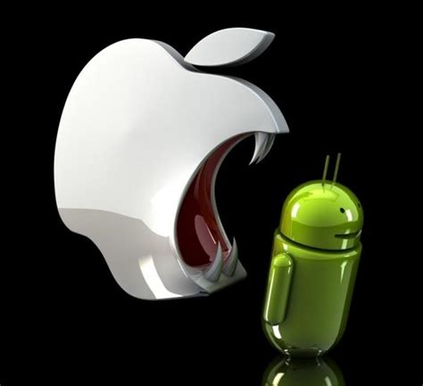 why android is better than apple apple ready to eat android prischew dot