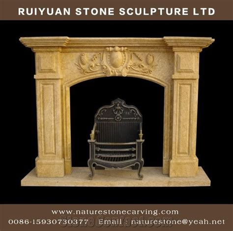fireplace mantel carving supplier mantel sculpture carving fireplace statue mantel from