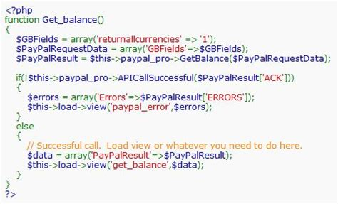 codeigniter demo project paypal codeigniter library php binpress